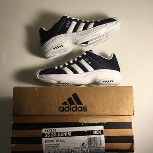 adidas Shoes - New adidas superstar 2g denim 9.5 0019c1af1